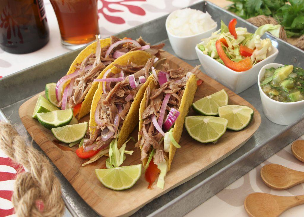 mini tacos canard