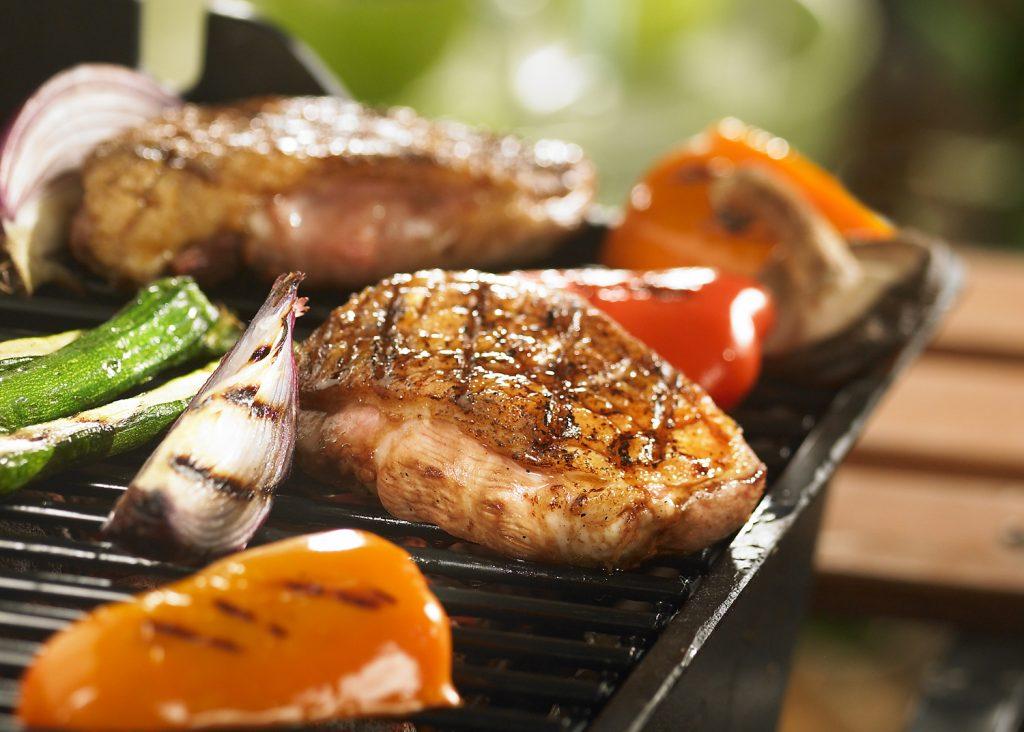 recette de poitrine de canard grillée bbq