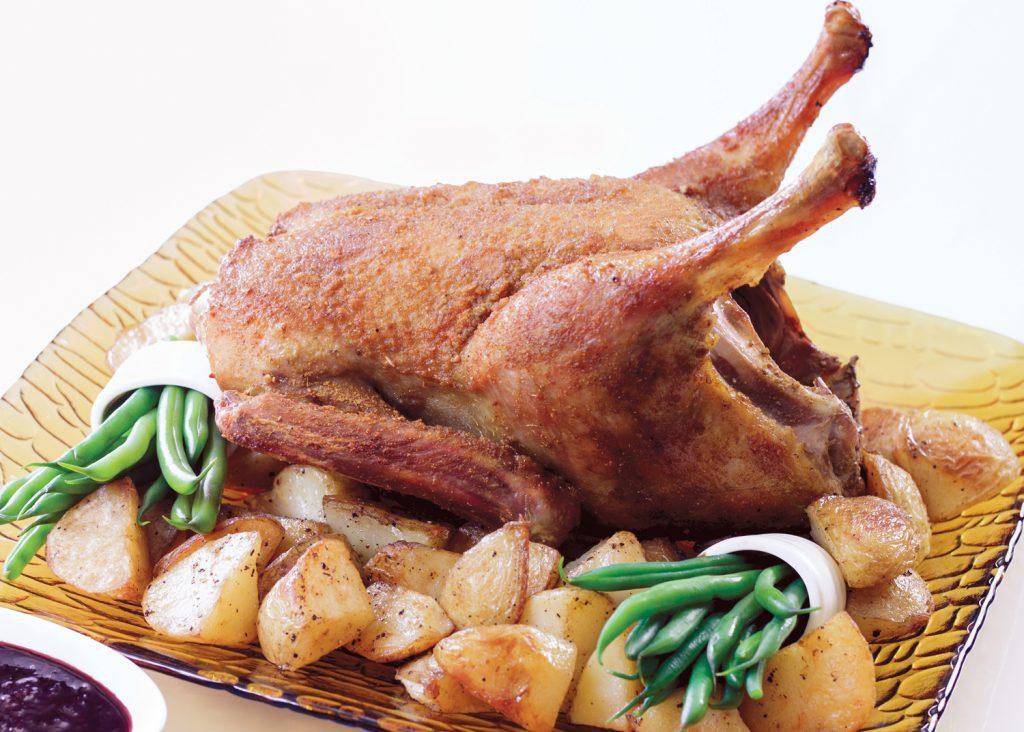 recette de canard