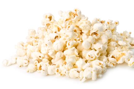 popcorn au gras de canard