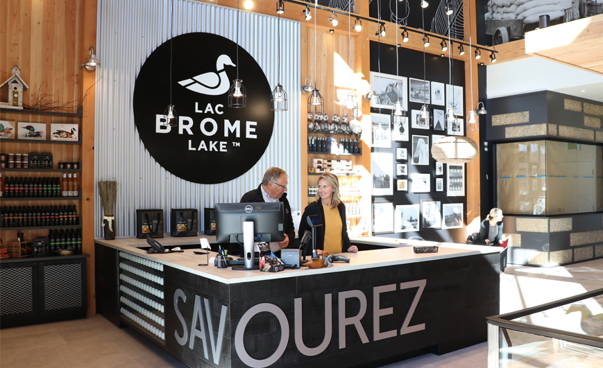 boutique Canards du Lac Brome