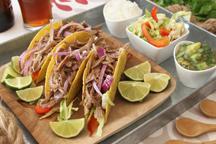 mini tacos de canard