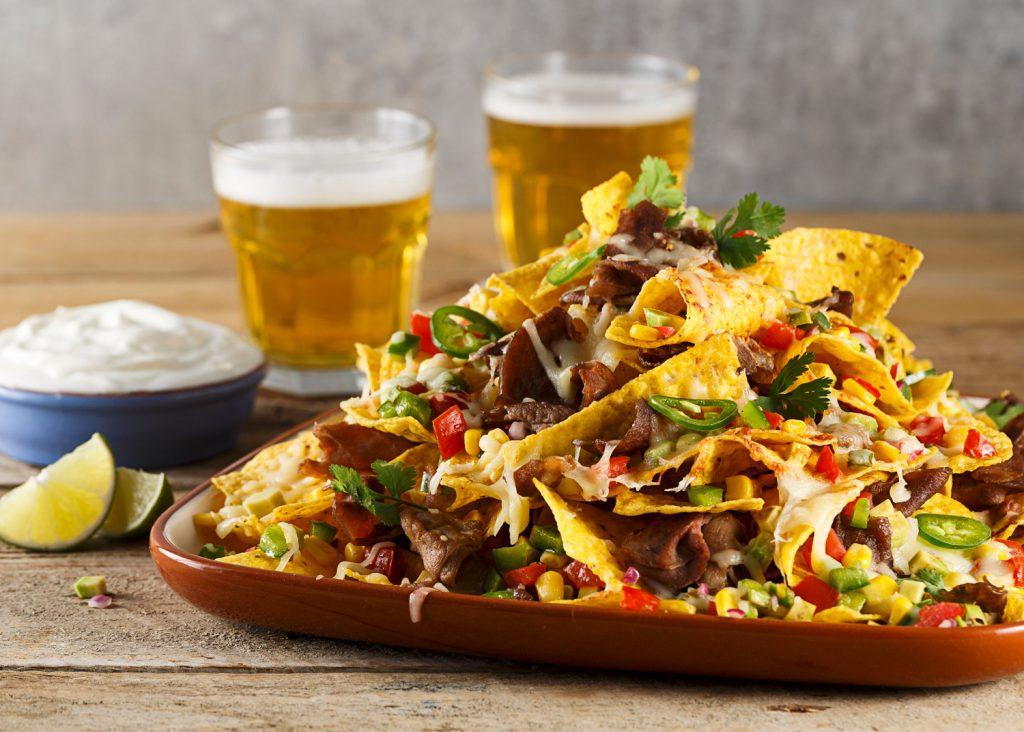 nachos canard