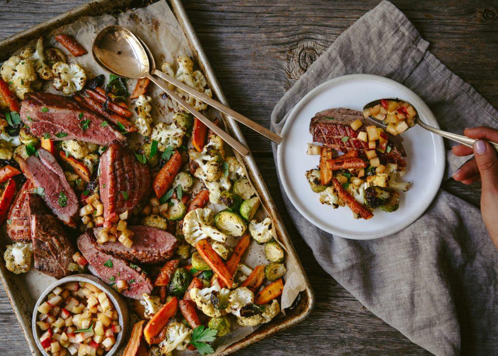 recette steak de canard