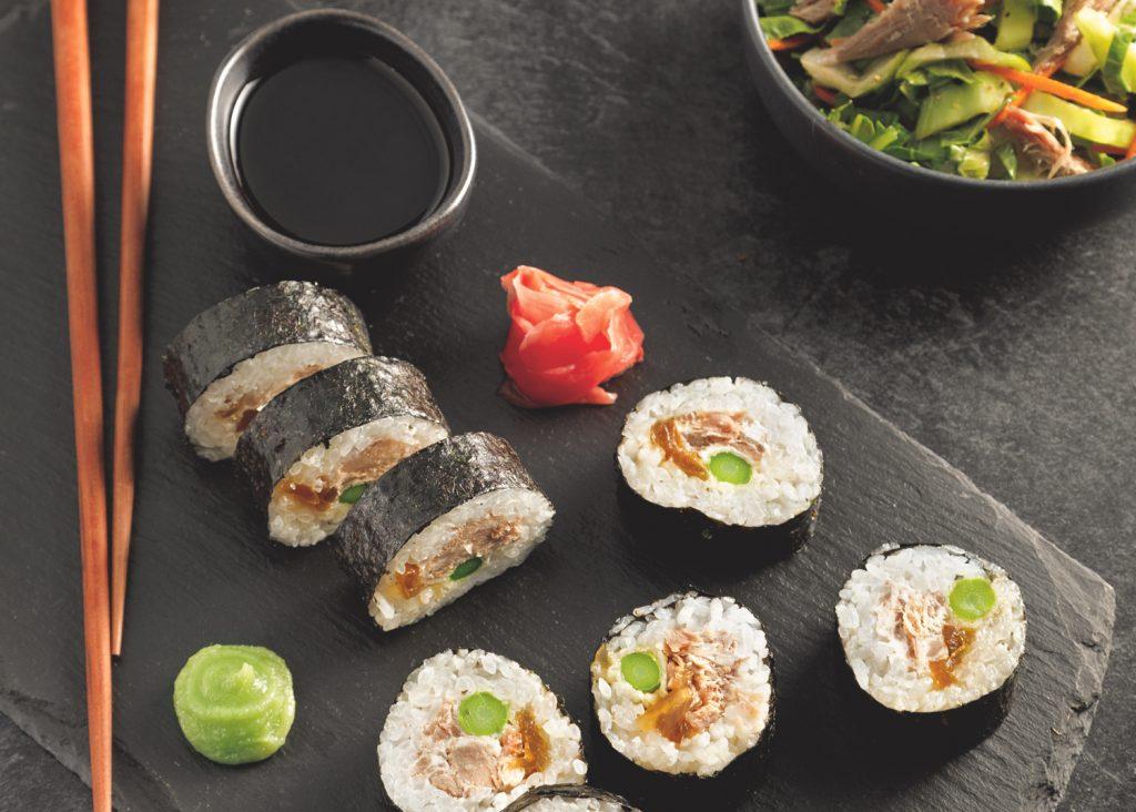 sushi canard